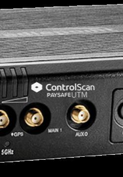 Control Scan PaySafe UTM Firewall
